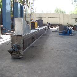 Jacketed Screw Conveyor