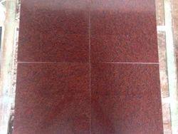 Ruby Red Granite Tiles