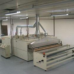 infrared paper coating drying machine