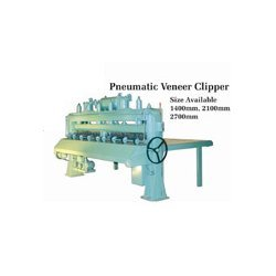 Pneumatic Wet Veneer Clipper