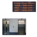 Display Boards for Lifts