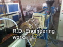 hdpe extrusion line