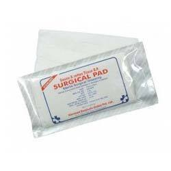 surgical pad gauze and cotton tissue