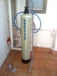 Automatic FRP Water Softeners
