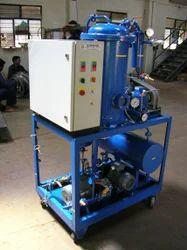 Portable Transformer Oil Filtration Plant