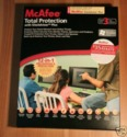 Antivirus / Firewall - Mcafee Virusscan - Total Protection With 12-in-1
