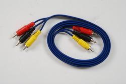 3 RCA to 3 RCA Cable