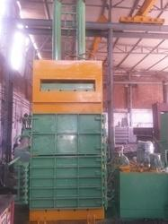Heavy Duty Hydraulic Baler