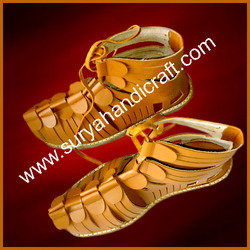 Leather Roman Sandal