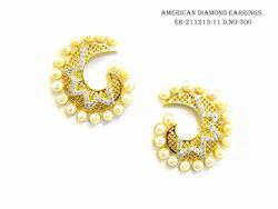 a d earring