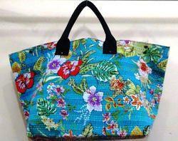 Kantha Shalimar Handmade Bag 516