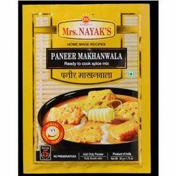 Paneer Makhanwala Cooking Spices