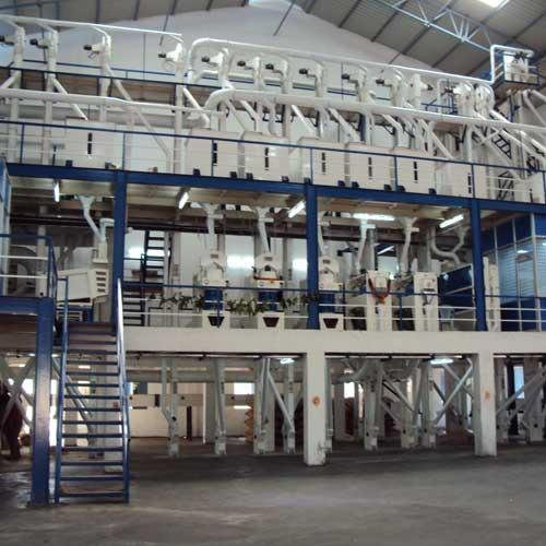 Food Processing Plant - Rice Milling Plant Manufacturer ...