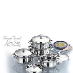 Royal Touch Stew Pan Pipe Handle (Pipe Handle)
