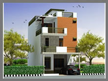 3 storey house designs in india | My Web Value