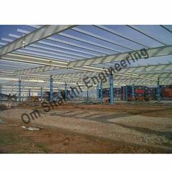 Pre Engineered Building Fabrication Work