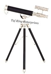 Double Barrel Nautical Telescope