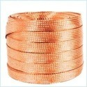 Flat Copper Braids for Automobile Industries