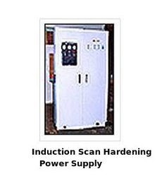 induction scan hardening power supply