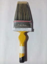 diamond plastic handle size 4 paint brush