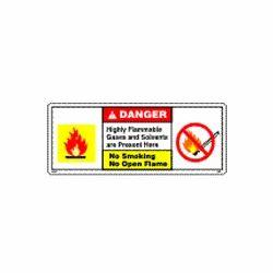 Fire Hazard Sign