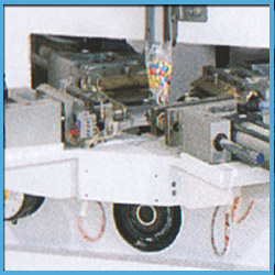 Automatic Triangle Shape Pouch Packing Machine