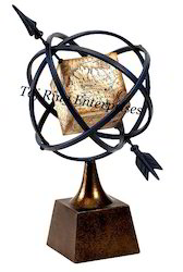 Antique Stone Armillary