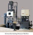 Vertical Die Casting Pressure Machine