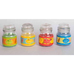 Bell Jar Candles