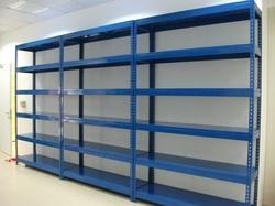 boltless steel rack