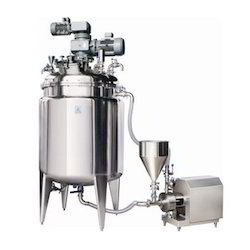 Liquid Syrup Processing