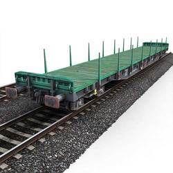 Platform Car Flat