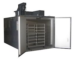 Industrial ovens vacuum oven machine manufacturer from for Paint curing oven