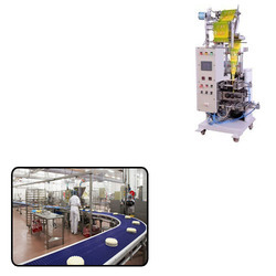 Packaging Machine for Granule Pouch Packaging