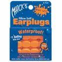 Mack's Pillow Soft Earplugs Kids Size 6 Pairs