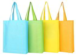 Four Colors Non Woven Bag