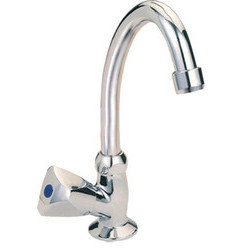 Swivel Pillar Cock HU Spout A011