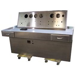 Stainless Steel Control Panels