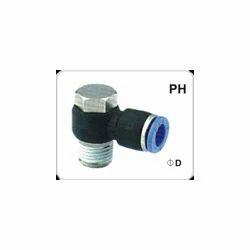 Pneumatic / Pu Male Benjo Connector