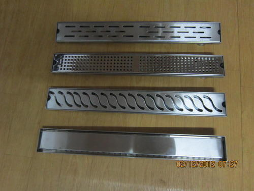 Channel Drain for Shower - Manufacturer from Pune