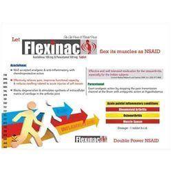 Aceclofenac 100 Mg & Paracetamol 500 Mg Tablet