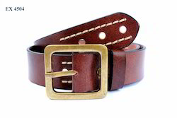 Designer Brown Belts