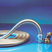 galvanized steel flexible pvc conduit