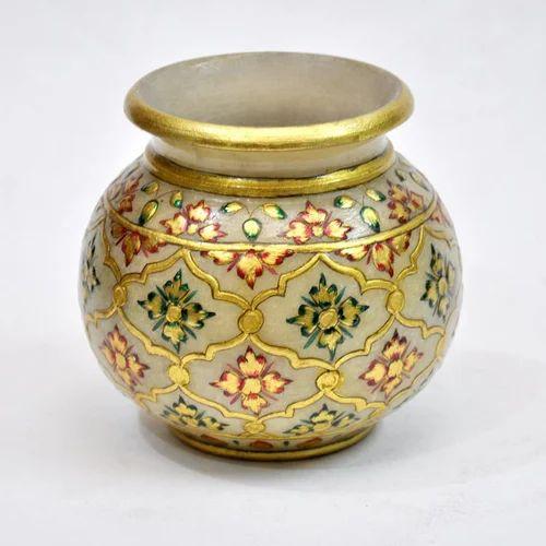 Marble Handicraft India Marble Handicraft Vase