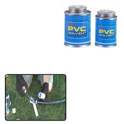 pvc solvent for pvc pipes joining