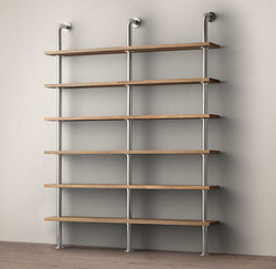 Industrial Wall Racks