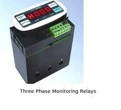 Three Phase Monitoring Relays