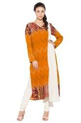 Designer Casual Fashion Long Kurti Salwar Suits