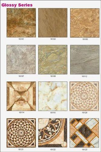 16x16 Floor Tiles Glossy Series Tiles Manufacturer From Morbi