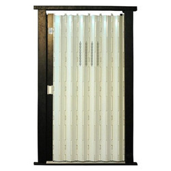 Manual Imperforated Door